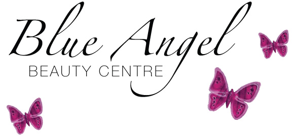 Blue Angel Beuaty Centre logo
